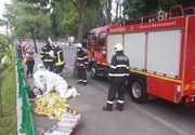 Un bărbat din Bucureşti s-a aruncat în Dâmboviţa. Bărbatul a fost resuscitat, fiind transportat la spital