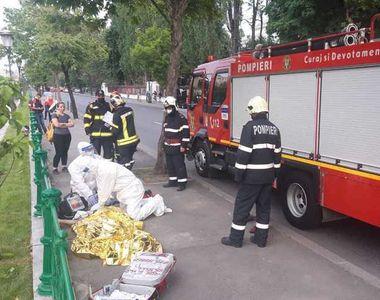Un bărbat din Bucureşti s-a aruncat în Dâmboviţa. Bărbatul a fost resuscitat, fiind...