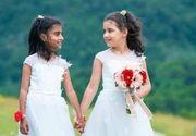 Sora Sorinei de la Baia de Aramă a înregistrat o melodie pentru fata adoptată în America VIDEO EXCLUSIV