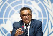 Statele Unite vor relua finanţarea parţială a Organizaţiei Mondiale a Sănătăţii