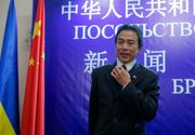 Ambasadorul Chinei în Israel, găsit mort în apartamentul său
