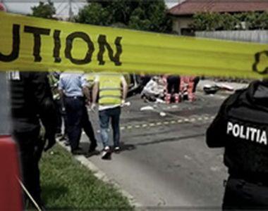 VIDEO | Familie distrusă în accident