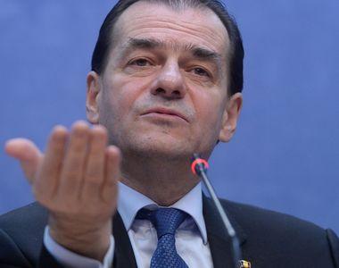 Ludovic Orban a convocat şedinţe ale CNSU şi Guvernului, luni dimineaţă. Urmează noi...