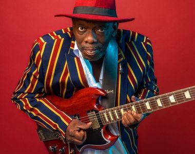 Muzicianul blues Lucky Peterson a murit la vârsta de 55 de ani