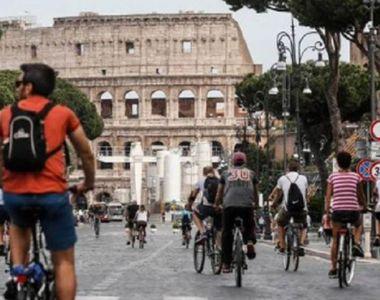 Italia: Numărul zilnic al deceselor a scăzut sub 100, pentru prima dată după 9 martie