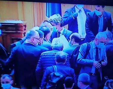 """Orban, despre faptul că Ponta şi Ciolacu nu au purtat mască în Parlament: """"Pot fi..."""