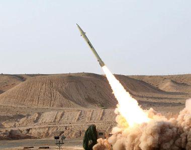 Atac cu rachetă lângă Ambasada SUA din Bagdad