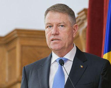 Klaus Iohannis cere Parlamentului reexaminarea modificărilor aduse Legii educaţiei, în...