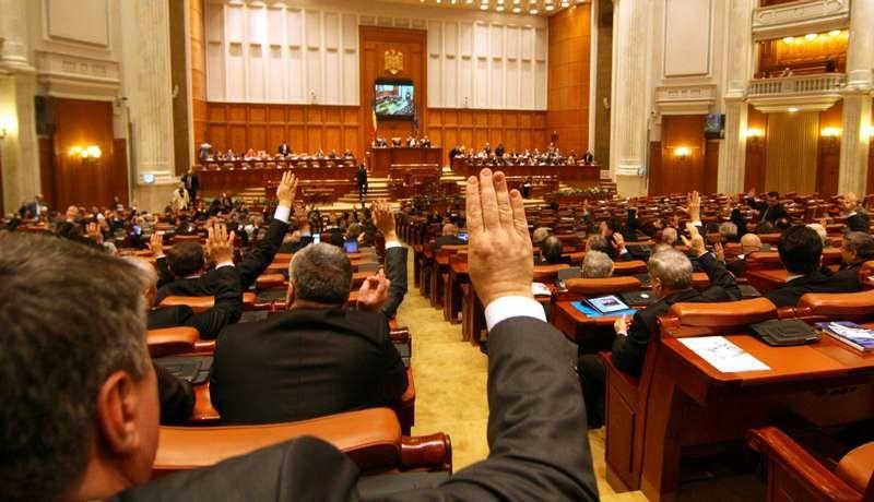 Legea privind închisoarea la domiciliu a fost respinsă de Parlament
