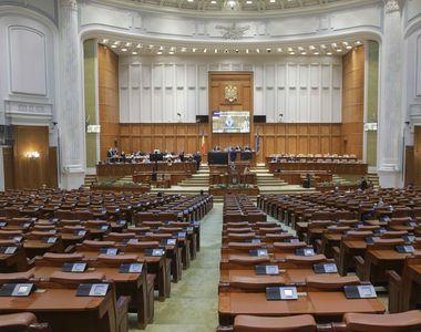 Parlamentul a votat introducerea stării de alertă pe teritoriul României - LIVE