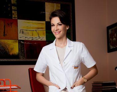 """Dr. Adina Alberts: """"Degeaba se ia temperatura la intrarea în magazine"""""""