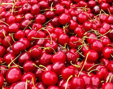 Cireșe de mai. Secretul celor mai delicioase fructe ale sezonului