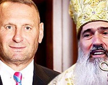 VIDEO| Cataramă, spovedit de Arhiepiscopul Teodosie