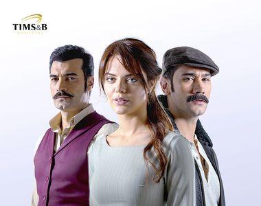 """Kanal D, primul loc in audiente cu serialul turcesc """"Ma numesc Zuleyha"""" , in Prime Time"""