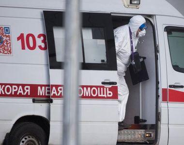 Rusia depăşeşte bianţul de 3.000 de morţi din cauza covid-19