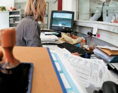 Ministerul de Finanţe anunţă că persoanele se pot înregistra în Spaţiul Privat Virtual...