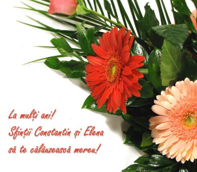 Mesaje de Constantin şi Elena 2020. Felicitări de Constantin şi Elena 2020. Urări de Constantin şi Elena 2020.