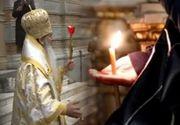 VIDEO   Slujba de Înviere, ţinută de Înălţare