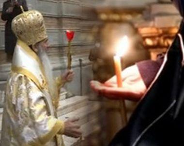 VIDEO | Slujba de Înviere, ţinută de Înălţare