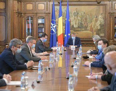 Klaus Iohannis a convocat Guvernul la o nouă ședință. Ce măsuri se vor lua