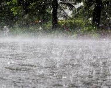 Meteo: temperaturi scăzute și ploi în acest weekend