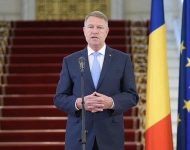 Klaus Iohannis a covocat şedinţat CSAT pentru 27 mai