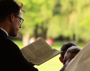 """Episcopia Huşilor, despre cazul fostului episcop Onilă, acuzat de viol: """"Îndemnăm..."""
