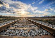 Arad: A murit călcat de tren. Ce voia să facă omul