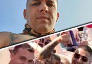 """Polițistul care și-a măsurat mușchii cu """"Beleaua"""" Corduneanu, la o halbă de bere, a fost retrogradat! Ofițerul Dan Negură a ajuns subcomisar după ce a fost cercetat disciplinar!"""