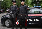 VIDEO  O româncă stabilită în Italia, executată cu trei focuri de armă în plină stradă