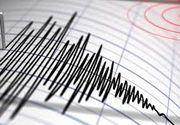România lovită de cutremur! Seismul a fost resimțit și în Capitală