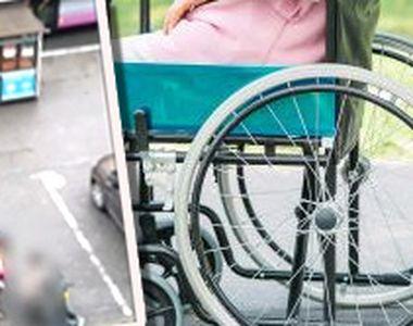 VIDEO| Femeie cu handicap, agresată într-o stație de autobuz din Cluj
