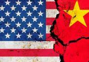Statele Unite ar putea impune sancţiuni Chinei din cauza proiectului de lege privind securitatea naţională în Hong Kong