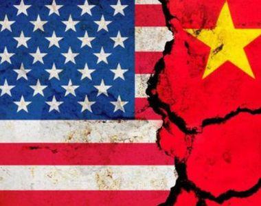Statele Unite ar putea impune sancţiuni Chinei din cauza proiectului de lege privind...