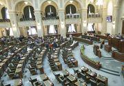 """Senatul dezbate moţiunea """"Democraţia românească în derivă, cu Vela ruptă, în timp de pandemie"""", depusă de PSD"""