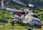Patru morţi în Extremul Orient rus, în urma prăbuşirii unui elicopter polivalent de tip Mi-8