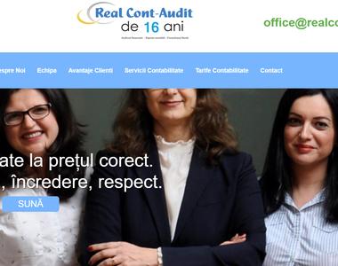 Tarife contabilitate Real Cont Audit accesibile tuturor firmelor!