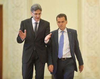 Fratele lui Ludovic Orban câștigă de două ori mai mult decât premierul! Leonard Orban...