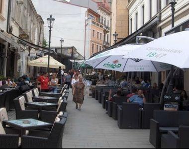 Ce reguli noi vor fi impuse la restaurante și terase