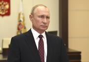 Putin a declarat că vârful pandemiei a fost depăşit