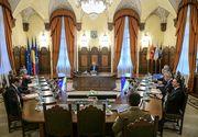 Consiliul Suprem de Apărare a Ţării se reuneşte miercuri. Ce proiecte sunt pe ordinea de zi?