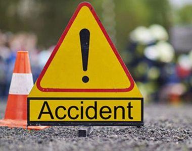 Microbuz cu români plecați la muncă implicat într-un accident grav în Olanda. Două...