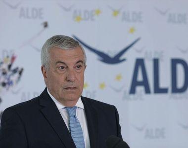Tăriceanu a primit amendă de 2000 de lei pentru discriminare împotriva lui Klaus Iohannis