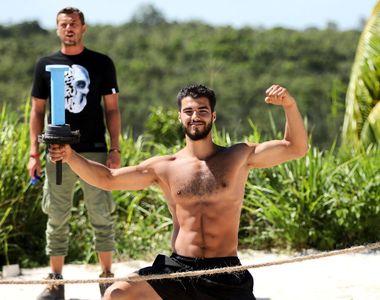 Iancu Sterp, în Finala Survivor Romania! Cum a ajuns vedeta tv tânărul de 21 de ani