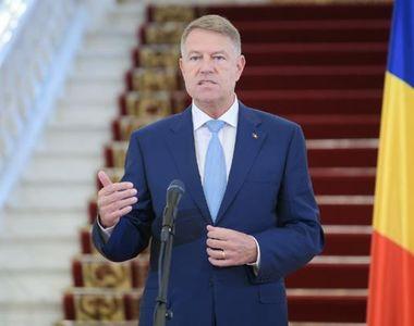 Klaus Iohannis: De la 1 iunie, se redeschid terasele și plajele. Se va putea circula...
