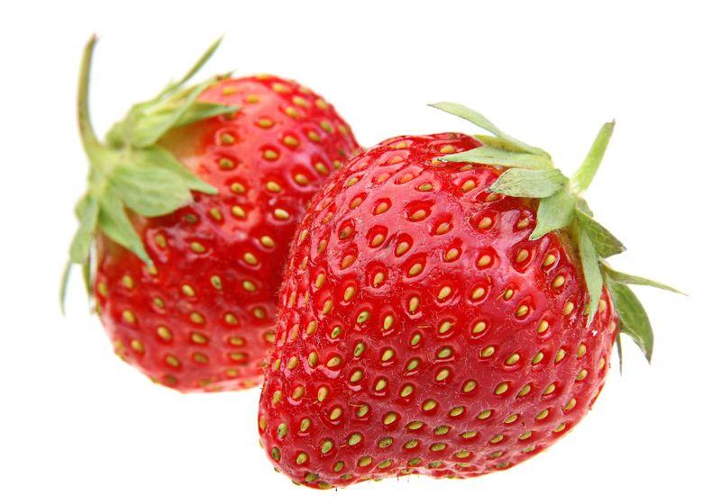 Căpșuni cu zahăr