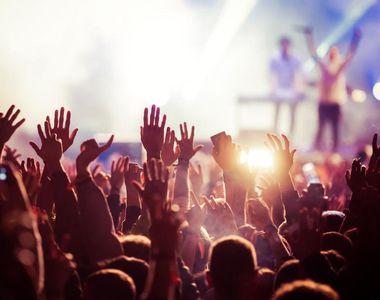 Proiect de lege: Fără concerte sau festivaluri cu peste 1.000 de participanți până pe...