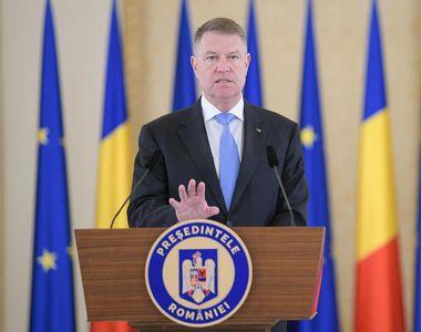 Klaus Iohannis, decizie de ultimă oră. A semnat decretul