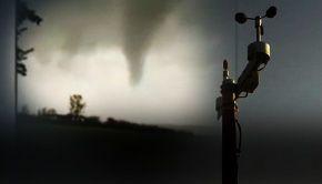 VIDEO| Imagini incredibile cu o tornadă la Botoșani