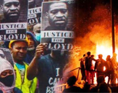VIDEO| Zile negre în America: Cele mai mari proteste din ultimii 50 de ani
